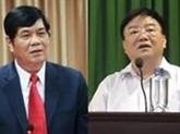 Le secrétariat révoque deux hauts fonctionnaires