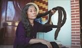 À Thanh Hoa, une femme à la chevelure exceptionnelle