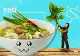 Des jeunes vietnamiens créatifs pour la diffusion de la cuisine nationale
