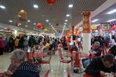 La cuisine de rue vietnamienne en fête à Moscou