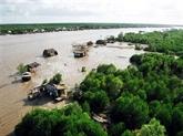 Les partenaires soutiennent le développement du delta du Mékong