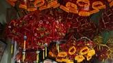 Hô Chi Minh-Ville : un quartier animé pour la mi-automne