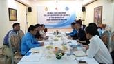 Consultation entre la Confédération syndicale internationale de l'Asie-Pacifique et le VN et le Laos