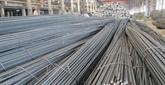 Les exportations nationales de ciment et d'acier se portent bien