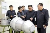 La RPDC dit avoir développé une bombe H installable sur un missile