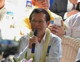 Cambodge : Le président du CNRP arrêté pour trahison