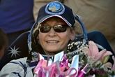 Retour sur Terre pour l'astronaute américaine Peggy Whitson, record battu