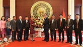 La Révolution d'Août et la Fête nationale du Vietnam célébrées à l'étranger