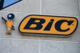 Le groupe Bic réduit de nouveau son objectif annuel de ventes
