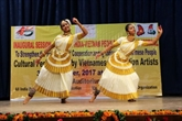 Le 9e Festival d'amitié populaire Vietnam - Inde