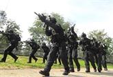 L'armée sud-coréenne mène un exercice de tir réel