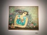 Les tableaux de nu du peintre Luong Công Nhân dévoilés