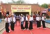Phu Tho : au pays de la danse Sênh Tiên