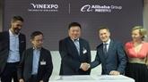 Alibaba accueille Vinexpo à l'occasion de la seconde édition de sa foire aux vins en ligne