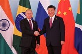 La Chine prête à promouvoir la coopération avec la Russie en 2018