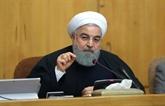 Le président iranien prône un