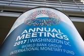 Une embellie économique mondiale teintée de risques à plus long terme