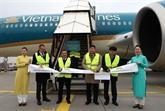 Vietnam Airlines exploite l'Airbus A350 sur les lignes à la destination de l'Allemagne