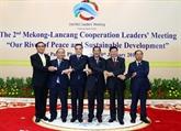 Le Premier ministre au 2e Sommet de coopération Mékong - Lancang
