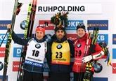 Biathlon : Fourcade sur sa lancée, Bjoerndalen sans doute hors-Jeux