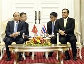 Vietnam - Thaïlande : rencontre entre les deux Premiers ministres à Phnom Penh
