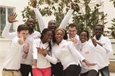 La promotion 2018 des volontaires francophones