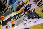 CES : scooter pliable et e-skate, la mobilité du futur sans voitures