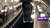 SOS Usagers et lUnsa RATP dénoncent linsécurité dans le métro parisien