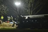 République tchèque : un accident de la route fait trois morts et 45 blessés