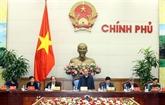 Le Premier ministre préside la réunion du Comité de coopération Vietnam - Laos