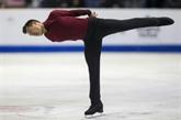 Patinage artistique : Chan se rassure lors des Championnats du Canada