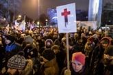Avortement : Des Polonaises manifestent contre le durcissement de la loi