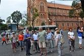 Hô Chi Minh-Ville table sur 7,5 millions de touristes internationaux en 2018