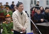 Les accusés dans le procès de laffaire à PetroVietnam et à PVC se sont défendus