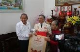 Le vice-Premier ministre Truong Hoà Binh à Cà Mau