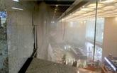 Indonésie : effondrement dun étage à la Bourse de Jakarta, 20 blessés