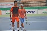 Quôc Uy et Thiên Quang remportent le Championnat de tennis U14 dAsie 2018