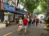 Rue des livres de HCM-Ville : près de 67 milliards de dôngs de recettes en deux ans