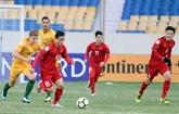 Championnat dAsie U23 : les médias internationaux louent la victoire du Vietnam face à lAustralie