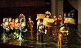 La chaîne National Geographic présente les marionnettes sur l'eau