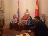 Le Gobi du Sud souhaite renforcer sa coopération avec les localités vietnamiennes