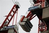 Royaume-Uni : réunion de crise après la chute du géant du BTP Carillion