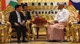 Le Premier ministre lao en visite au Myanmar