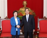 La KOICA contribue à la promotion de la coopération Vietnam-République de Corée