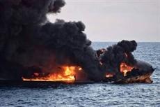 Chine : menace de catastrophe écologique après le naufrage dun pétrolier
