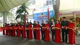 Ouverture du Centre d'études médicales Vietnam - Allemagne
