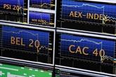 La Bourse de Paris évolue en petite baisse