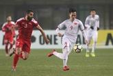 Foot : le Vietnam arrache le nul à la Syrie et file en quarts de finale