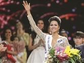 Miss Univers Vietnam 2017 : une beauté d'ethnie Êdê remporte la couronne