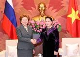 Renforcement des relations parlementaires Vietnam - Russie